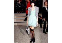 Fashion Week NY : Agyness Deyn défile et tombe... 2 fois !