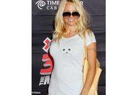 Pamela Anderson, trop hot pour les aéroports américains