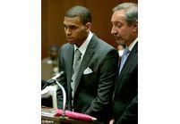 Rihanna absente au procès de Chris Brown