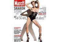 "Sharon Stone pose seins nus : ""J'ai 50 ans et alors ?"""