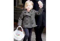 Shiloh Jolie Pitt : à 3 ans, elle fait l'actrice