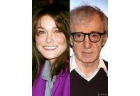 Woody Allen : pas de traitement de faveur pour Carla Bruni