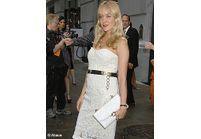 Inauguration de la boutique Hermès à New York, le 21 juin