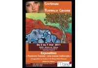 Détenue au Mexique, Florence Cassez expose ses peintures à Paris