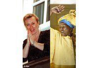 Jody Williams et Wangari Maathai mobilisées contre le viol