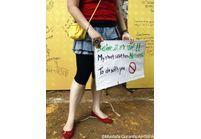 L'Inde a organisé sa première « marche des salopes »