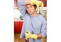 Les hommes rechignent aux tâches ménagères