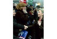 Super Tuesday. Les femmes pour Hillary !