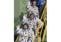 Un touriste dans l'espace