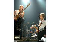 Le rock sort de sa retraite