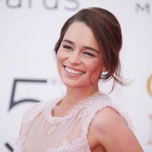Emilia Clarke : Ses Plus Beaux Looks Beauté Sur Tap...
