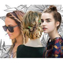 Coiffures Pour Cheveux Mi-longs : Nos Idées Tendance