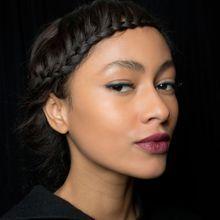 Maquillage : Trois Façons De Marier Le Vert Sapin E...