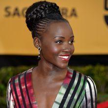 Comment Lupita Nyong'o A Illuminé Les SAG Awards