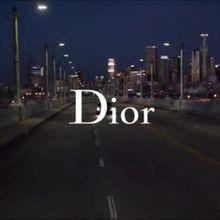 Dior Présente Un Extrait De La Campagne De