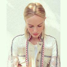 On Veut La Raie Tressée De Kate Bosworth À Coachella !