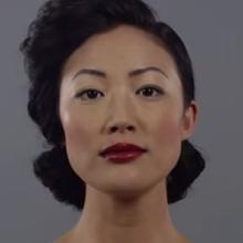 L'évolution De La Beauté Des Coréennes En Un Siècle