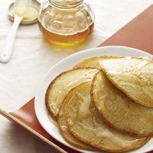 Pancakes à la semoule