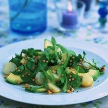 Salade au sarrasin