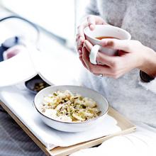 Crème Budwig Millet-pistache