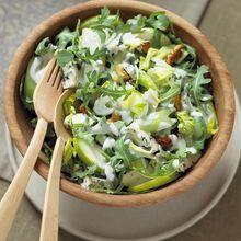 Salade De Chou Au Céleri Et À La Pomme Verte