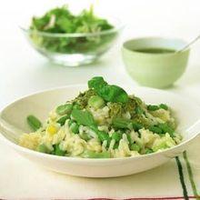 Salade De Printemps Au Riz Complet