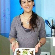[VIDEO] Salade De Quinoa Aux Fleurettes