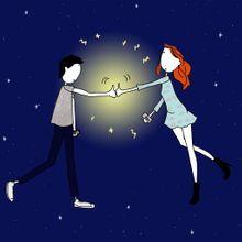 Trouver L'amour Avec Son Pouce, Ça Suffit ! Par Art...