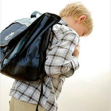 Il Ne Veut Pas Aller À L'école !