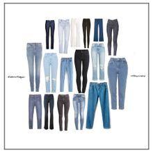 25 Jeans Taille Haute Qui Font Des Belles Fesses