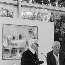 Ce Que Karl Lagerfeld A Dit À Hyères