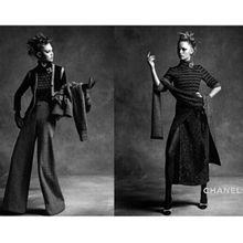 Chanel : Des Mannequins Dévoilent Un Aperçu De La...