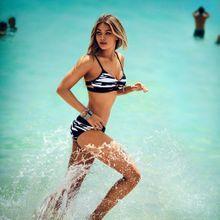 L'instant Mode : À L'eau Avec Gigi Hadid