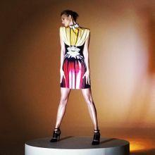 L'instant Mode : Karlie Kloss En 3D Dans Le Mini Fi...