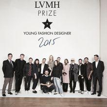 On Y Était ! La Remise Du Prix LVMH 2015 Avec Natal...
