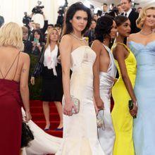 Qui Veut S'offrir La Robe De Kendall Jenner Au Gala...