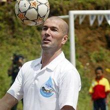 Zidane Candidat Au Prix Prince Des Asturies Des Spo...