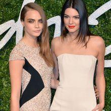 Cara Delevingne Et Kendall Jenner, Bientôt En Coloc?