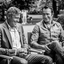 Jean Dujardin Se Prend Pour George Clooney Dans La...