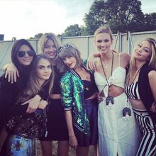 Les Instagram De La Semaine: Les It Girls Font La...