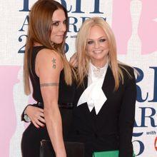 Le Retour Des Spice Girls Aux Brit Awards 2015 !