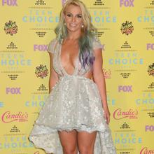 Le Sacre De Britney Spears Aux Teen Choice Awards 2015