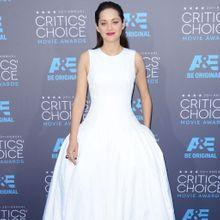 Marion Cotillard Et Jennifer Aniston, Stars Des Cri...