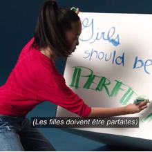 #Commeunefille : Une Vidéo Pour Booster La Confianc...