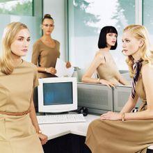 Travail : La Femme Est-elle Un Loup Pour La Femme ?