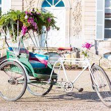 French Antique Wedding, la déco de mariage vintage à louer