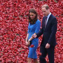 Comme tout le monde, Kate et William rentrent de vacances en train !