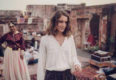 Exclu : Ariane Labed part à la rencontre du monde pour « Nomade », le dernier parfum Chloé