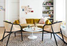 #ELLEDécoInside : découvrez l'appartement familial et tendance d'Elise Simian Karsenti