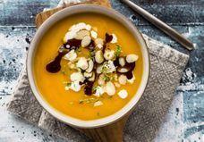 5 déclinaisons de soupe au potimarron avec Thermomix